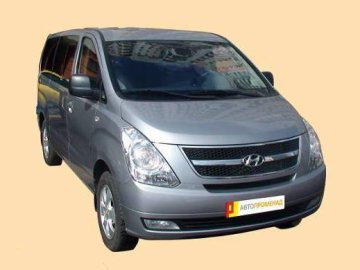 "HYUNDAI GRAND STAREX (Хендай Гранд Старекс) 4WD <span style=""font-weight: bold;"">полный привод</span><br>"